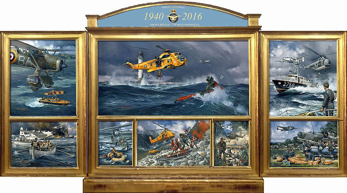 RAF Search and Rescue framed.jpg