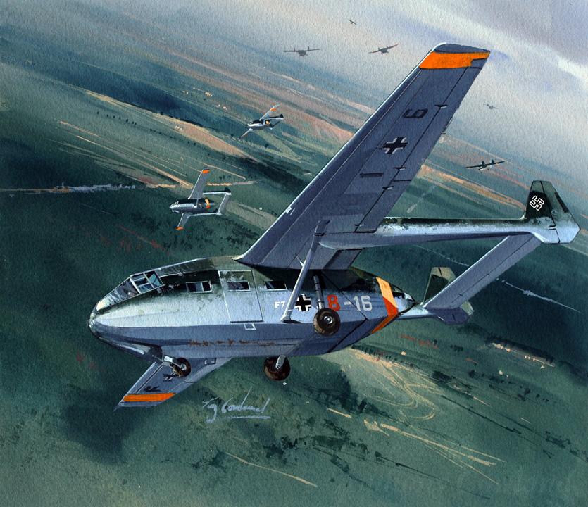 Gotha 242 B-2