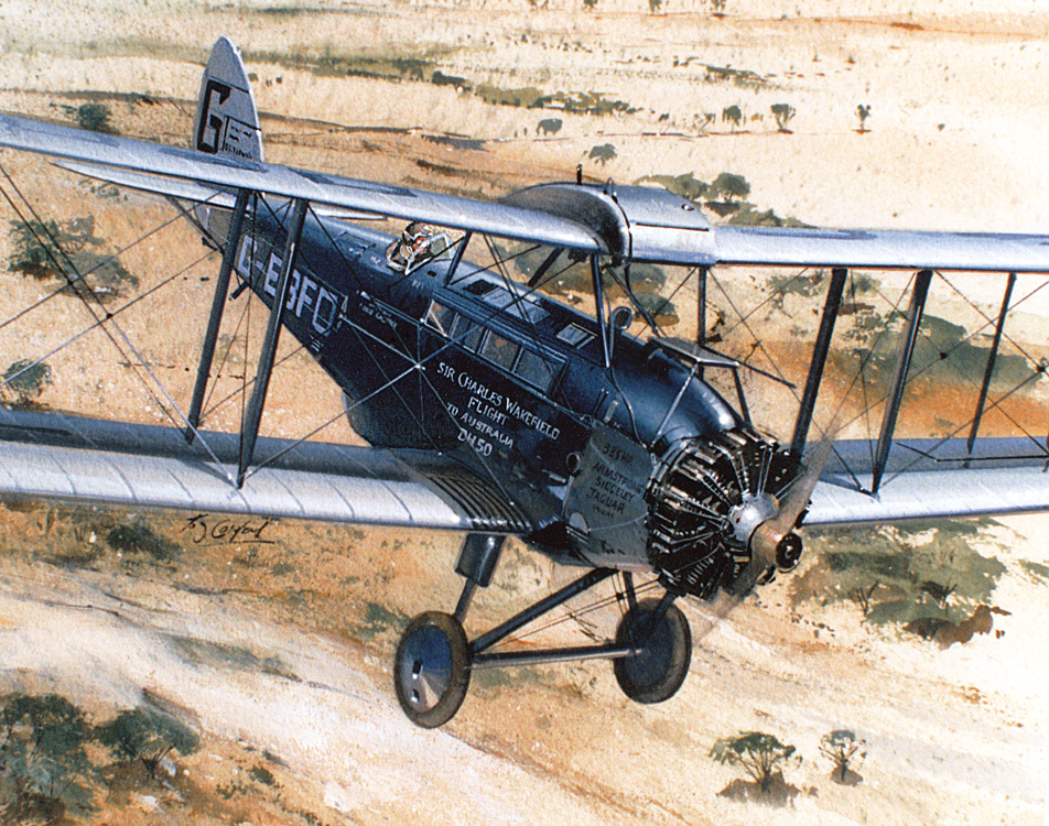 De Havilland DH50
