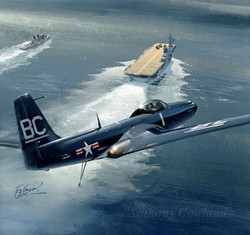 McDonnel FD-1 Phantom