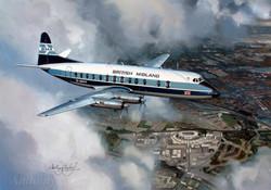 Vickers Viscount British Midland