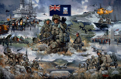 Falklands Anniversary