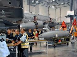 AirTankers Voyager, engineers