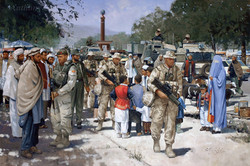 Allied Rapid Reaction Corps. Kabul