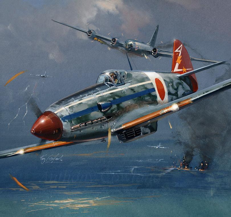 Kawasaki Ki-61 Hien (Tony)