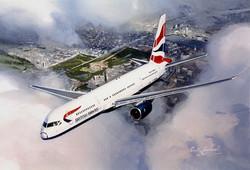 Boeing 757 British Airways