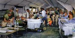 22 Field Hospital, Oman