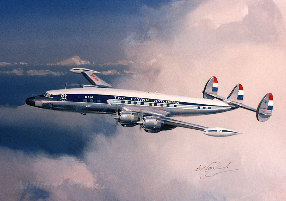Lockheed Constellation KLM