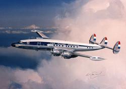Lockheed Constellation KLM