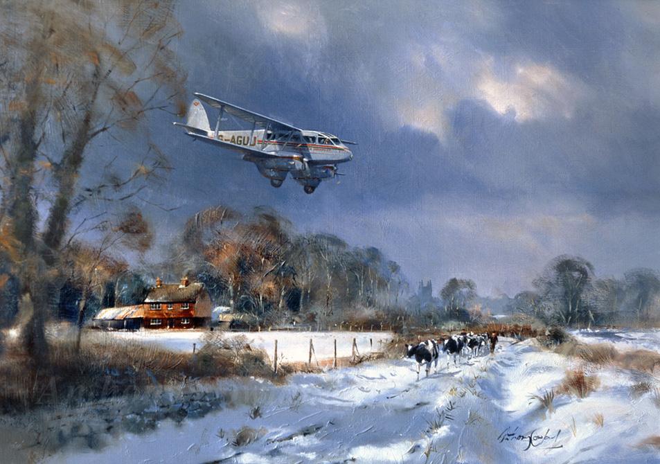De Havilland Rapide