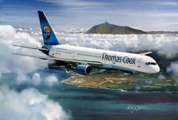 Boeing 757.200 Thomas Cook