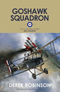 Goshawk Squadron. Derek Robinson