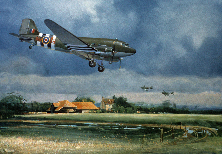 RAF Dakota