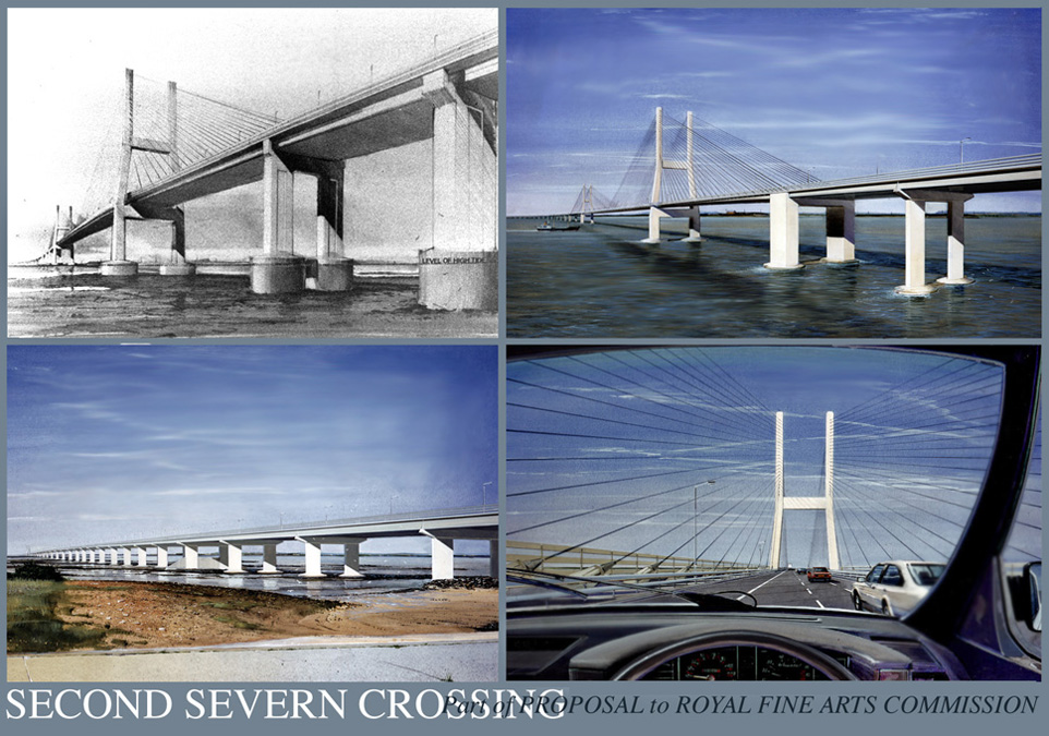 Second Severn Crossing proposal