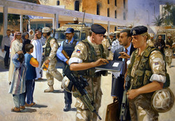 Army Legal Service, Basra Courthouse