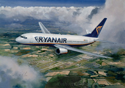 Boeing 737.800 Ryanair