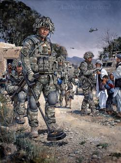 36 Engineer Regiment. Op Herrick
