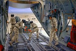 Lockheed C-130J Hercules. 47Air Despatch