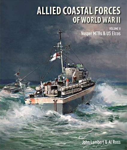 Allied Coastal Forces of WW2 Vol 2