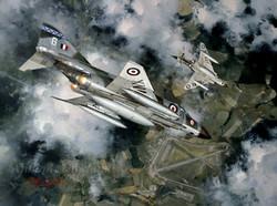 Mc Donnel Douglas Phantom. 6 Squadron RAF