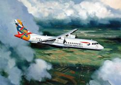 ATR72 BRitish Airways