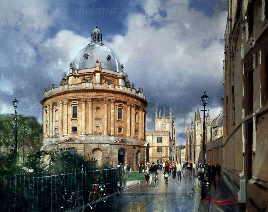 Oxford. Radcliffe Camera