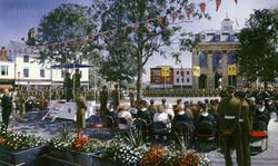 Parade in Abingdon