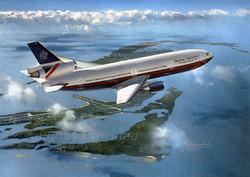 McDonnell Douglas DC10 British Airways