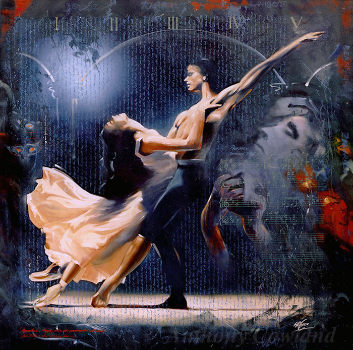 Dance. Romeo and Juliet