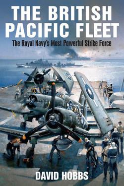 The Brirtish Pacific Fleet (paperback)