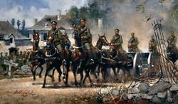 Royal Horse Artillery WW1