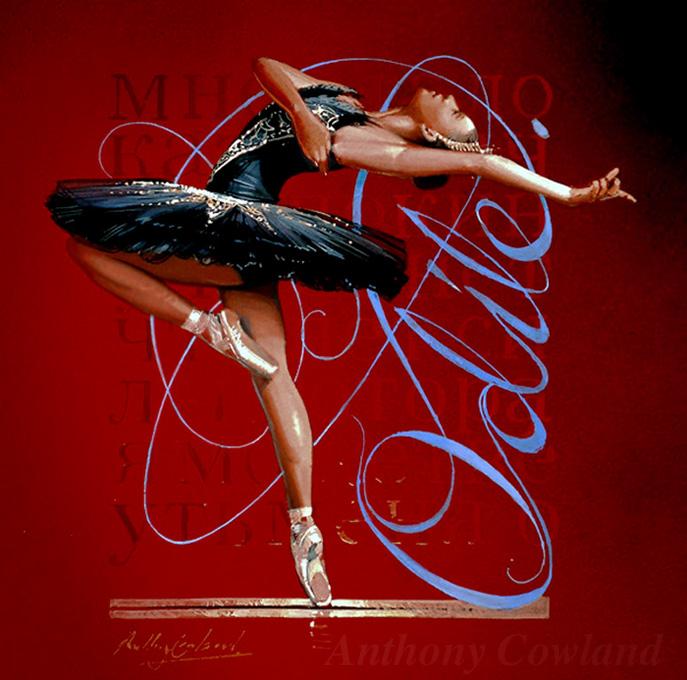 Dance.Odile Swan Lake