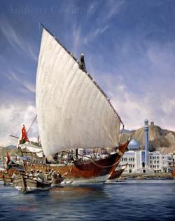 Omani Dhow 09