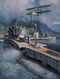 Triton Class Submarine Holy Loch