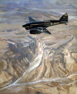De Havilland Comet racer Black Magic