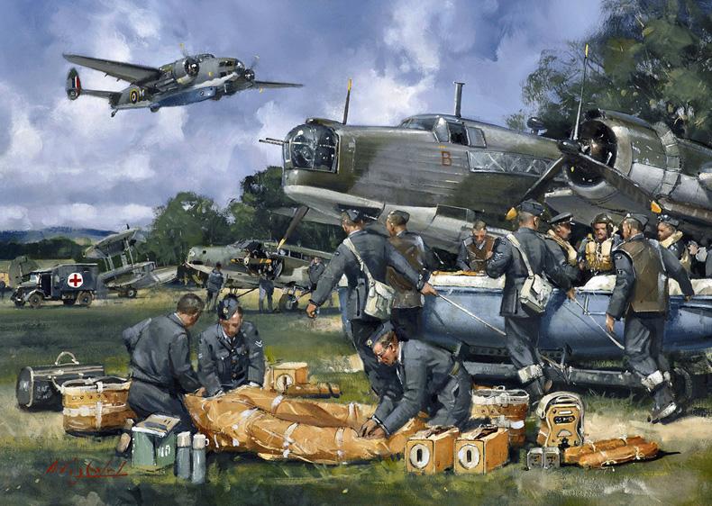 Vickers Warwick, Lockheed Hudson