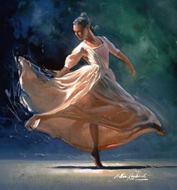 Dance. Katerina The Stone Flower