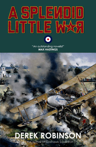 A Splendid Little War (paperback)
