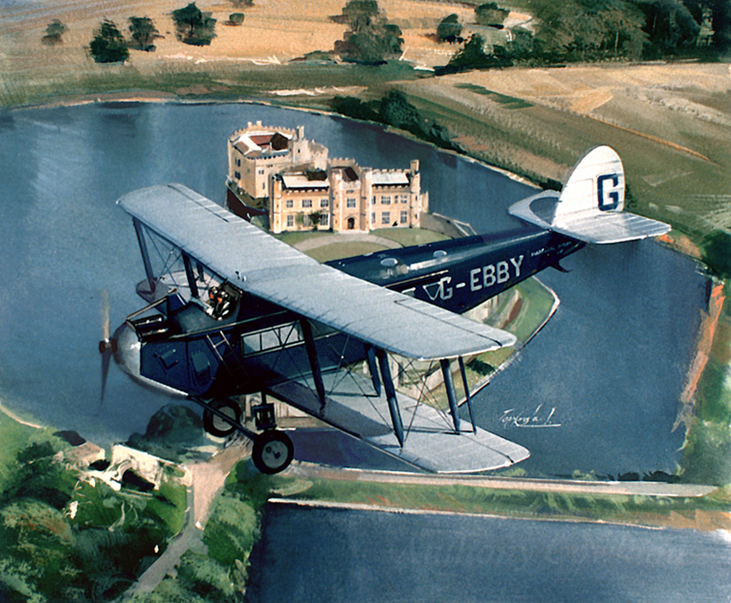 De Havilland DH 34