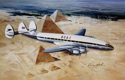 Lockheed Constellation BOAC