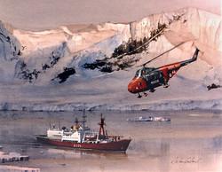 Westland Whirlwind HAR.9 HMS Endurance