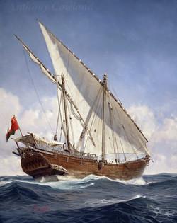 Omani Dhow 06