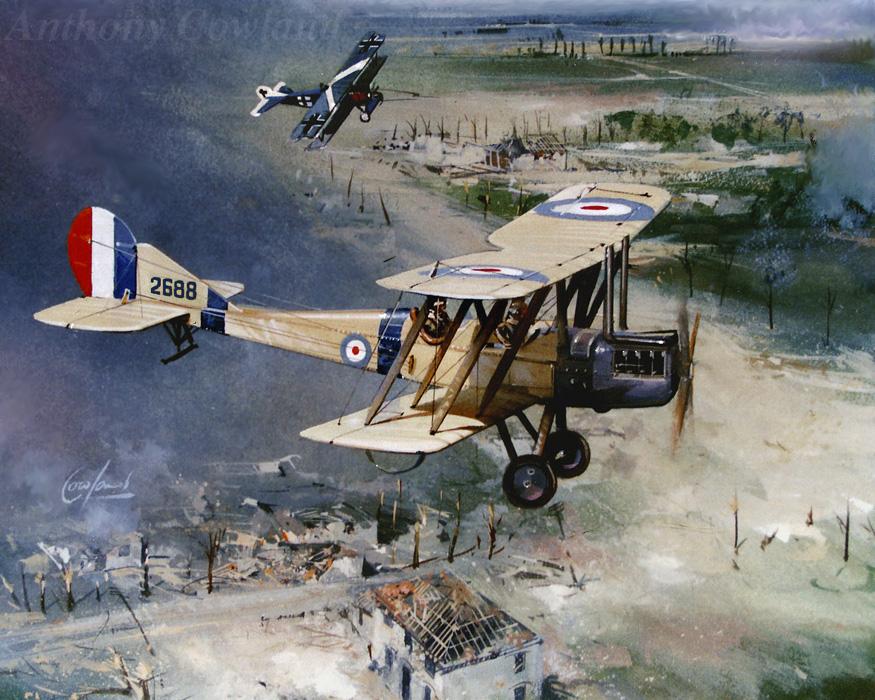 BE2c (Fokker Fodder)