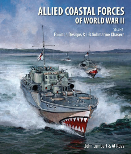 Allied Coastal Forces of WW2 Vol 1