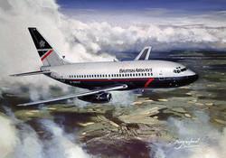 Boeing 737 British Airways