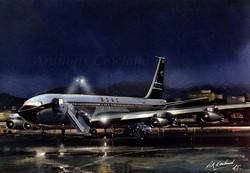 Boeing 707 BOAC