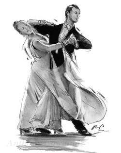 Dance. Ballroom01 (charcoal)