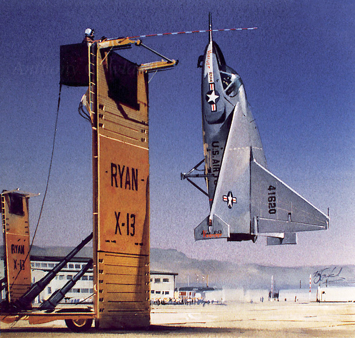 Ryan X13 Vertijet