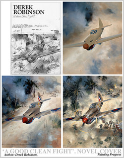 Curtiss Warhawk progress