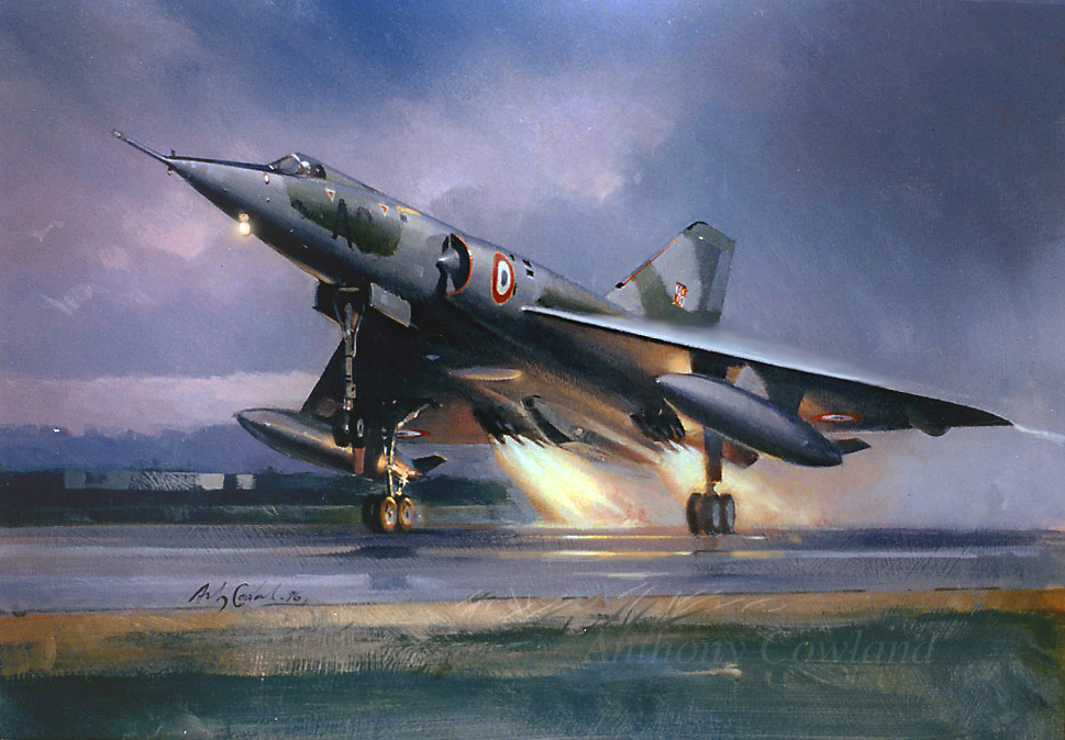 Mirage IV. Rocket assistance